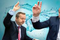 Zdražení vody na trojnásobek? Odbory návrh cupují, Brabec mluví o demagogii