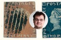 Čech si koupil legendární známky: Modrého a červeného Mauritia za sto milionů!