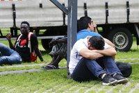 V Německu ztloukli dva uprchlíky. Nezletilým Syřanům dali rány i do hlavy