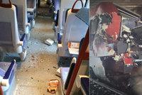 """Vlak to """"napálil"""" do stromu: Děsivá nehoda zastavila trať na jihu Francie"""
