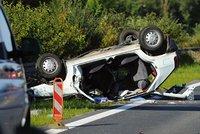 Tragický týden na českých silnicích. Zemřelo rekordních 22 lidí