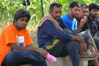 Naštvaní Iráčané se vrací zpět: V Evropě si nás nevážili, stan nám nestačí