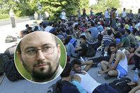 """Uprchlíci berou práci za """"otročení"""". Uznávají jen válku, míní psycholog"""