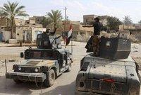 Islamisté zaútočili na iráckou armádu, zabili nejméně 30 lidí