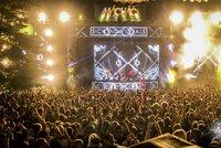 Policie na festivale Mácháč našla drogy u 40 lidí! Dva z nich pod vlivem i řídili