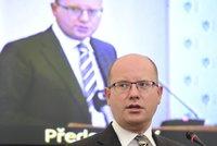 Evropa se neobejde bez společné armády, řekl Sobotka velvyslancům