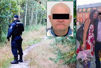 Houbaři na Mostecku našli mrtvého muže: Napsal dopis na rozloučenou