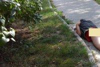Víkendoví opilci v Pardubicích: Jeden nahatý, druhý agresivní