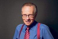 Legendární moderátor Larry King (86) prožívá peklo: Za tři týdny přišel o dva potomky!