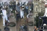 Děs a hrůza: Kamera odhalila, co se dělo při akci Konvičky. Sobotka: Je to naprostý magor