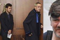 Je to hodný kluk: Mladíka, který přizabil zpěváka Hrůzu, propustil soud na svobodu