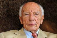 Zemřel bývalý prezident Německa Walter Scheel. Bylo mu 97 let