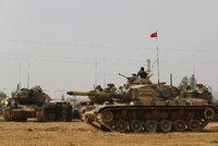 Turecko provede invazi do Sýrie, potvrdily USA. Kurdové se připravují na válku