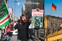 Němci se bojí Čečenců: Tisíce se jich hrnou do EU, jsou mezi nimi teroristé?