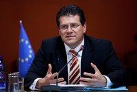 Ficův Směr vyšle do prezidentských voleb Šefčoviče. Podle sázkařů by mohl nahradit Kisku