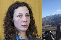 Ondra nebyl jediný, kdo Pavlíně zemřel v horách, říká známá ztracené Češky na Novém Zélandu