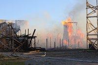 Česko zasáhlo spalující sucho. Požáry hrozí na většině míst republiky
