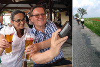 """Cyklisté """"mírně pod parou"""" neprošli. Vláda odmítá Škromachův návrh"""