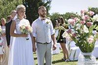 Sestřička Stela z Ordinace měla velký den: Kamila Kikinčuková se vdala!