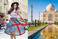 Míříte do Indie? Zapomeňte na sukni, varují úřady kvůli častým znásilněním