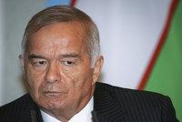 Konec spekulacím? Uzbecký prezident zemřel, tvrdí diplomaté