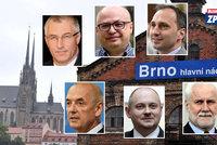 Vysíláme živě: Lídři jižní Moravy o vinařích, nádraží a stavebních plánech