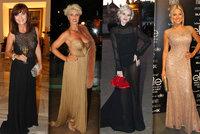 Elite Model Look 2016: Beata Rajská předvedla prsa a Pazderková kalhotky v průhledných šatech