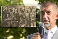 """Babiš zpochybnil koncentrační tábor v Letech. """"Ten výrok vyděsil i mě,"""" hájí se"""