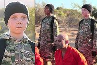 Zděšená rodina 11letého modrookého džihádisty promluvila! Jak se ze zvídavého chlapce stal zabiják ISIS?