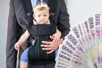 Každé desáté dítě je v péči otce. Alimenty mnohdy neplatí ani matky