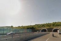 Víkendová uzavírka na Pražském okruhu: Cholupickým tunelem neprojedete