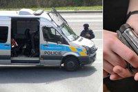 Na Prostějovsku se postřelil muž vlastní zbraní: Vypadla mu z ruky, když ji opilý čistil