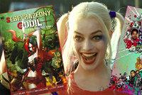 Recenze: Gotham musí zachránit komiksoví padouši (a zadek Harley Quinn)