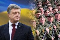 V Moskvě řešili rozdělení Ukrajiny. Porošenko: Rusko na nás může zaútočit