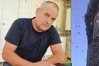 Čech natočil unikátní záběry teroristického útoku z 11. září: Pád »Dvojčat« mu dodnes nedá spát!