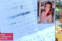 Jak vypadal dopis, který zachránil unesené děti? Šifry, přeškrtaná slova a lest na únosce