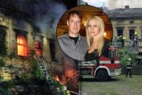 Prokletý dům, který vydražila vdova po expremiéru Grossovi (†45) Šárka (46): Už čtyřikrát záhadně vyhořel!