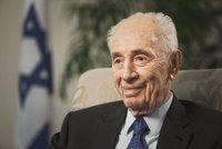 Zemřel exprezident Izraele Peres. Na pohřeb míří Obama, princ Charles i papež