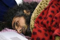 Po hladovce upadl do kómatu. Někdejší vězeň 12 dní nepil