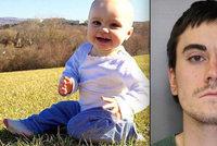 Otec žárlil, že má dcerka (†21 měs.) rakovinu. Ubil ji baseballovou pálkou