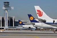 Zrušené lety z Berlína do Prahy: V Německu stávkuje personál letiště