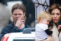 Rozvod Jolie a Pitta: Brad je vzteky bez sebe a táta Angeliny se třese strachy!