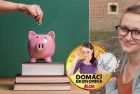 Vyplatí se studentský účet? Veronika ho má od střední, dnes by volila jinak