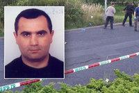 Střílel před obchoďákem na Zličíně: Pozor, je na útěku a nebezpečný