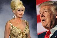 Trump na Clintonovou vytáhl aféru s Lewinskou. Sám podváděl Češku Ivanu