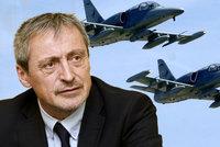Česká letadla uhodila na ISIS už 50x, prozradil Stropnický