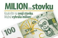 Frekvence 1 startuje novou soutěž, za stovku dá milion
