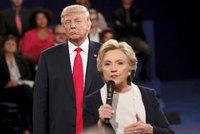 Pedofilie, Monika Lewinská i zneužívání žen: Ostrá debata Trumpa a Clintonové