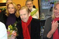 Dagmar Havlová se stále utápí ve smutku: Havlova šála jí dává pocit ochrany