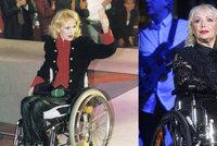 Gombitová o největší bolesti života: Kvůli vozíku ji opustil milenec